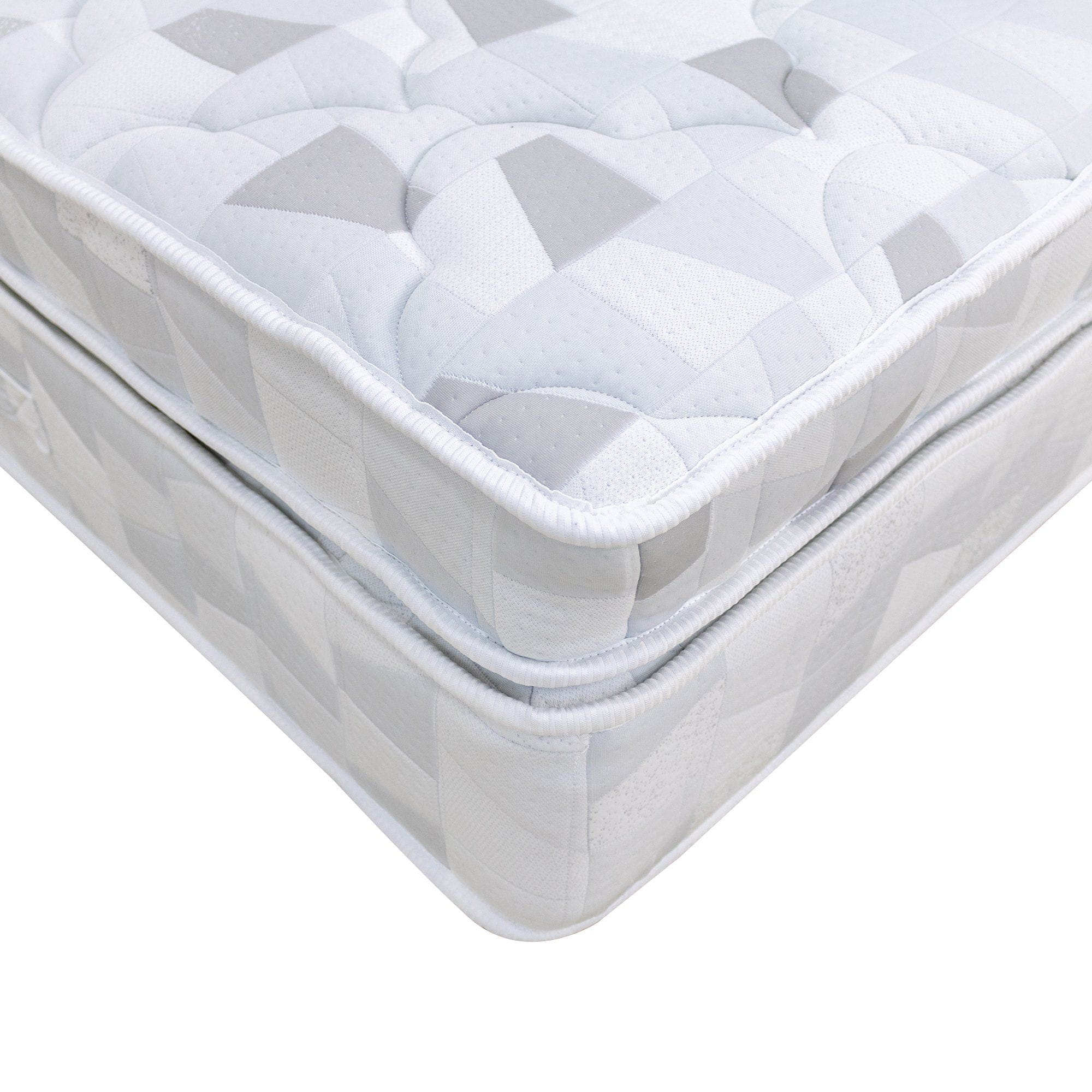 Royal Crown Gel Memory Foam Pillow Top 2000 Series