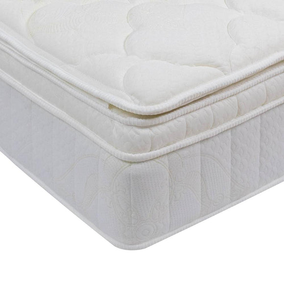 Silentnight Royal Crown Luxury Visco PT Mattress (Removable Pillow Top)