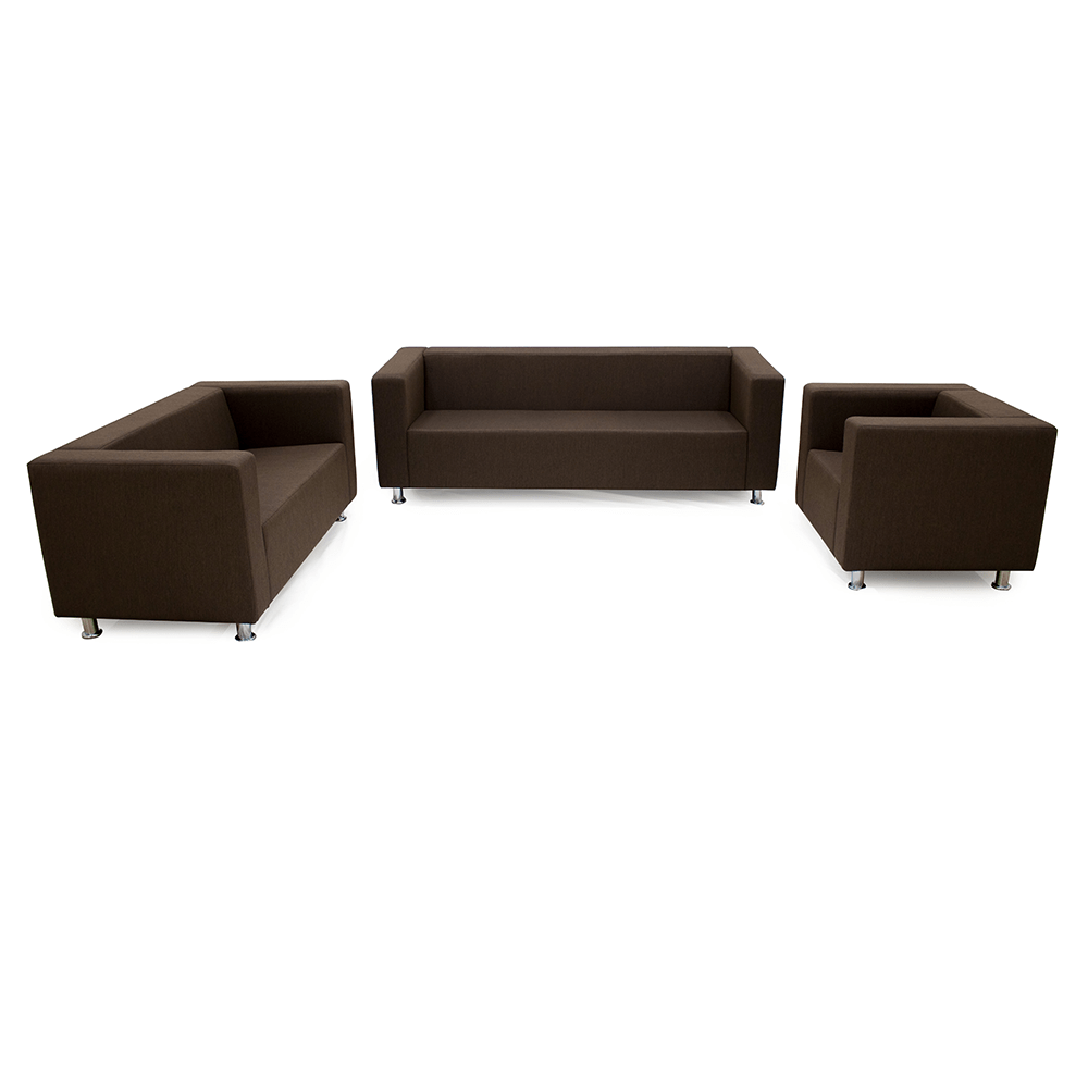 Brighton - 3pc Sofa Set