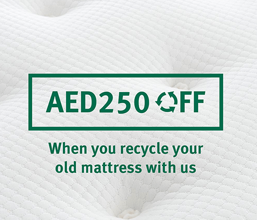 Trade-in your old mattress