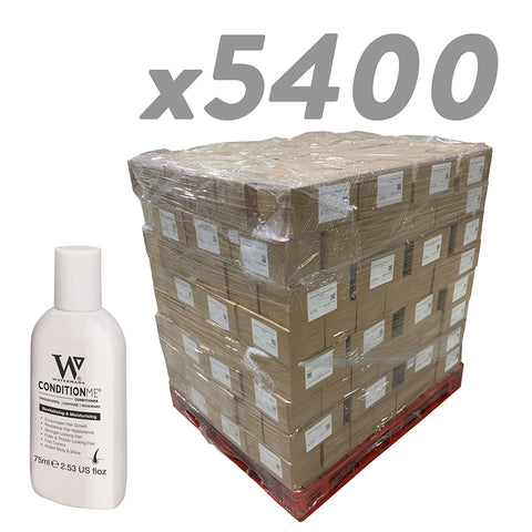 Watermans Mini 75ml Conditioner 5400 units - Full Pallet