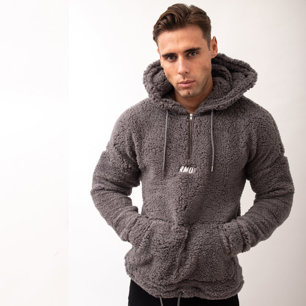 THE COMFY HOODIE YOUR WINTER WARDROBE NEEDS.