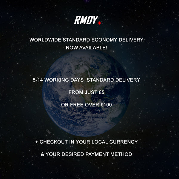 International Delivery – RMDY