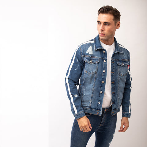 How To Style A Denim Jacket Rmdy