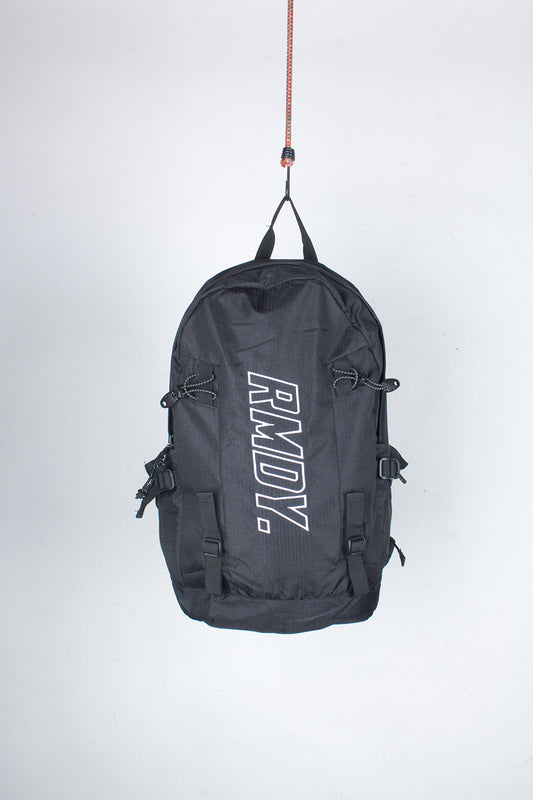 Adventurer Black RMDY. Backpack
