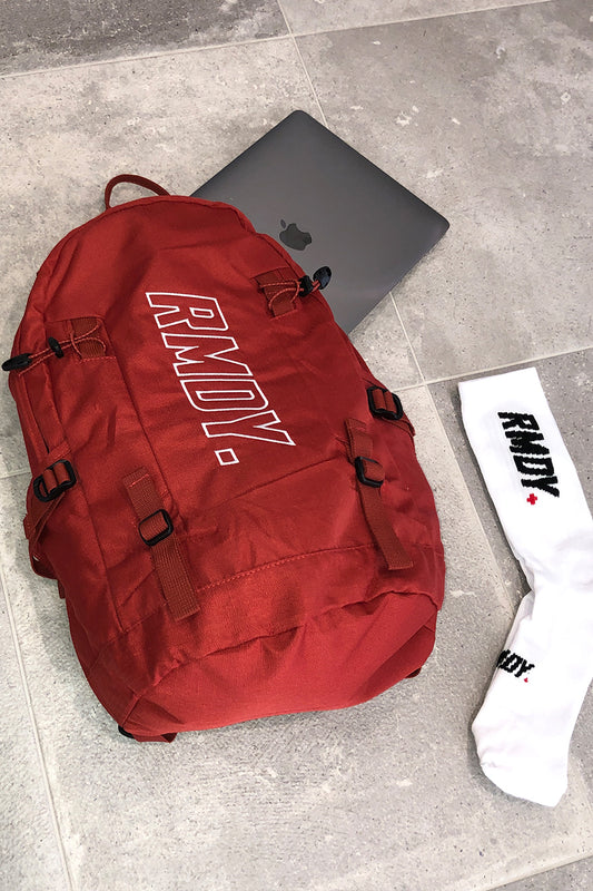 Adventurer Red RMDY. Backpack