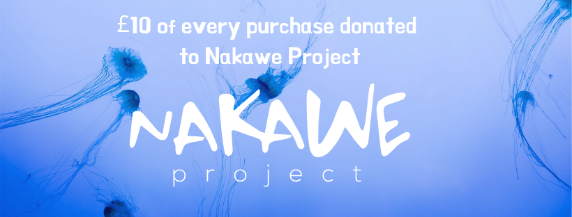 We are now donating £10 from every membership sale to Nakawe Project