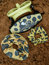 Blue-ringed Octopus Dive Hair Set