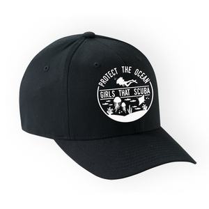 Protect the Ocean Baseball GTS Hat