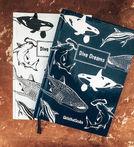 Dive Dreams Journal