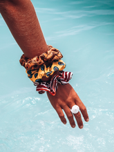 Marine Life Scrunchie Set