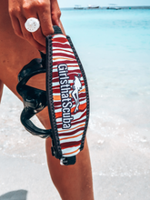 Lionfish Mask Strap Cover