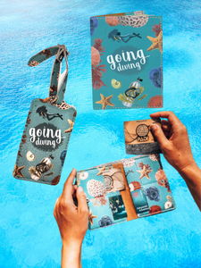 Dive Travel Gift Set