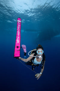 Girls that Scuba DSMB 150cm