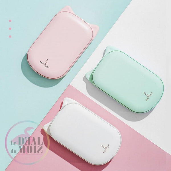 Chauffe-mimine Power Bank