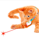 Laser Chat, collier offert
