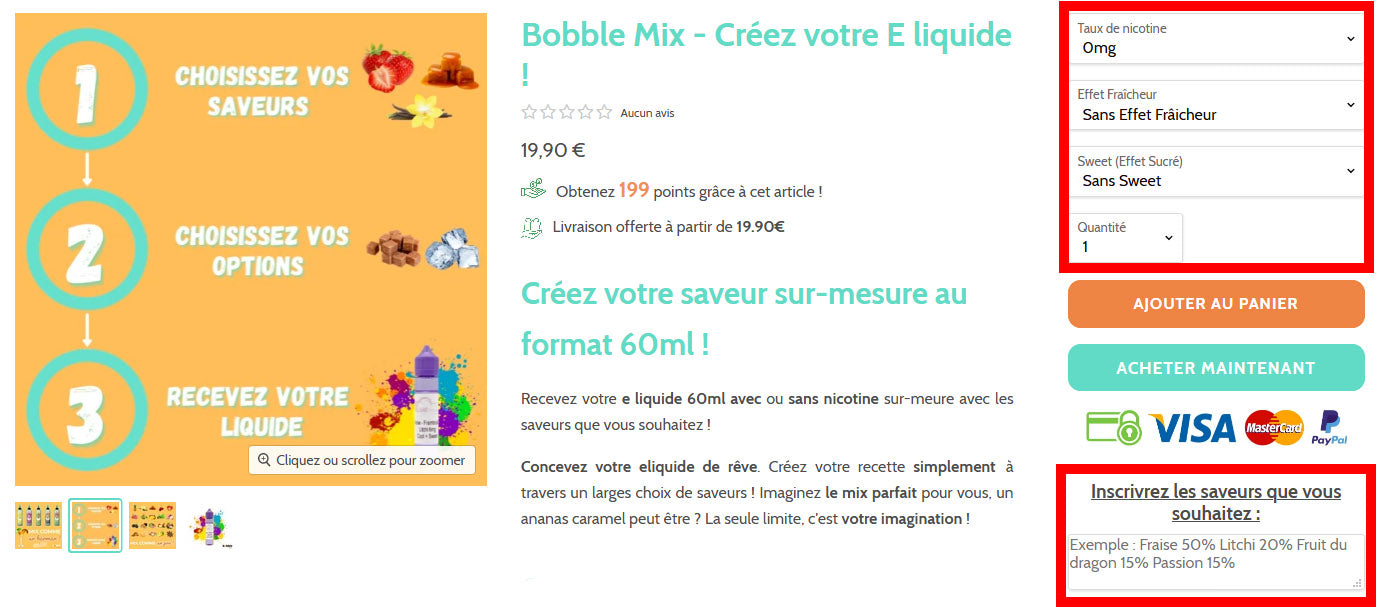 Bobble Mix