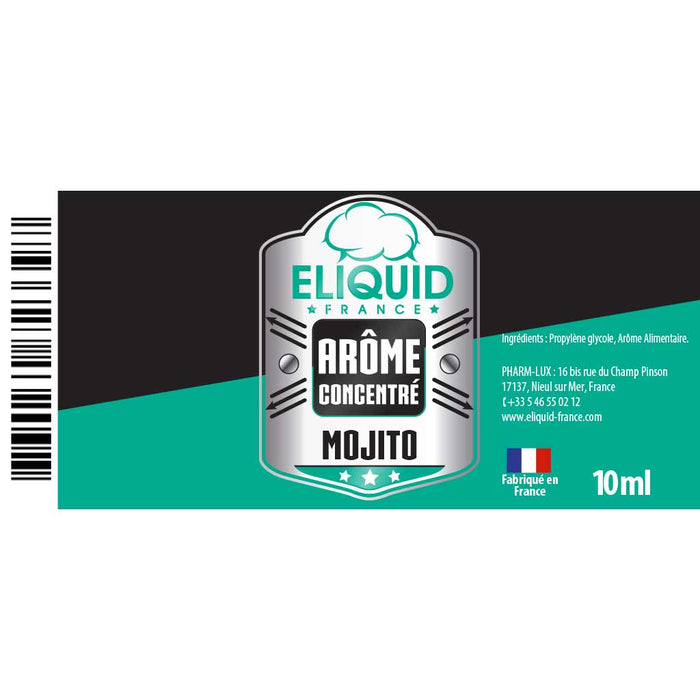 Arôme Mojito - Eliquid France