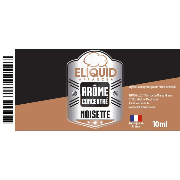 Arôme Noisette - Eliquid France