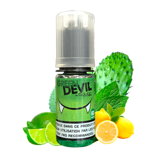 E-liquide Fruit Green Devil- Avap