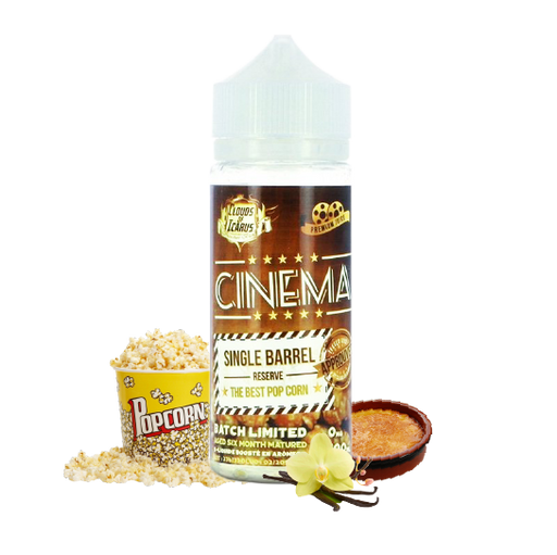 E-liquide Gourmand Cinema 100ml - Clouds of Icarus