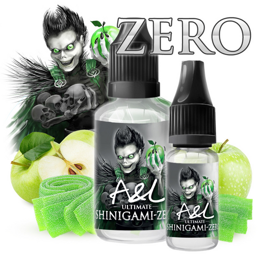 Arôme concentré Ultimate Shinigami ZERO 30ml
