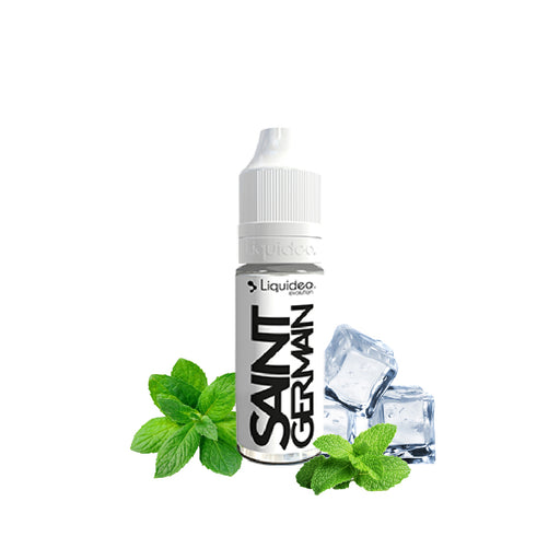 E-liquide Menthe Dandy Saint Germain - Liquideo