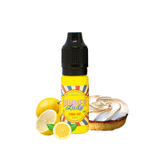 E-liquide Fruit Lemon Tart - Dinner Lady