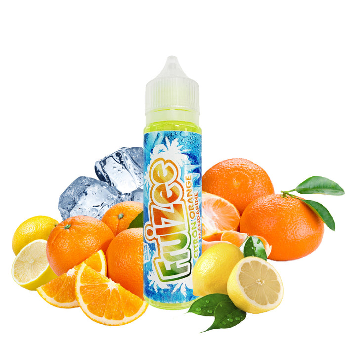 E-liquide Fruizee Citron Orange Mandarine 50ml - Eliquid France