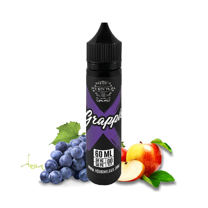 E-liquide Fruit FFX Grapple 60ml - Fcukin Flava