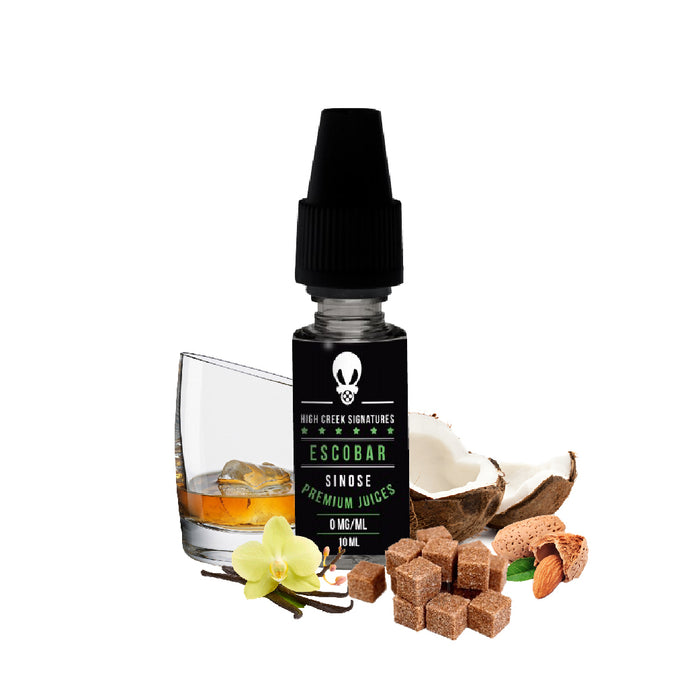 E-liquide Gourmand Escobar - High Creek