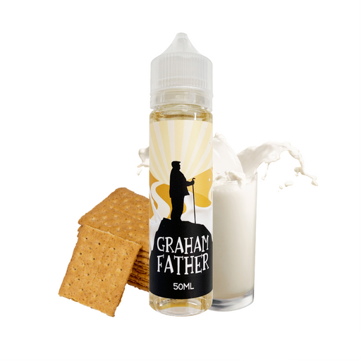 E-liquide Gourmand Graham Father 50ml - Public Brü
