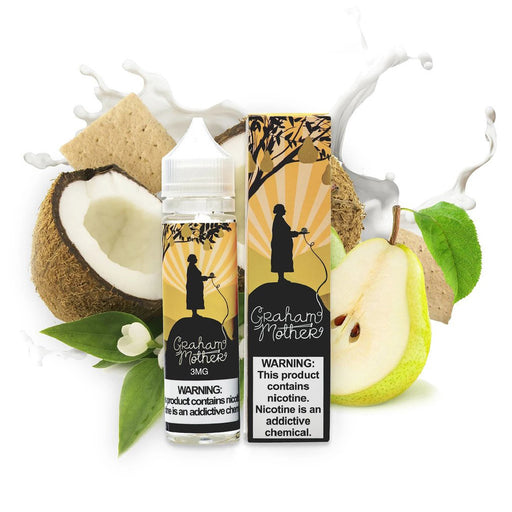 E-liquide Gourmand Graham Mother 50ml - Public Brü