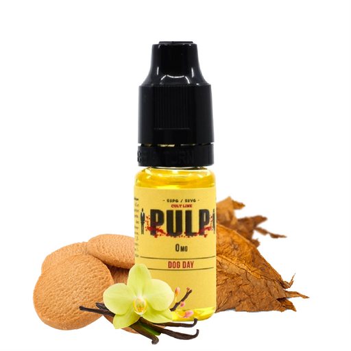 E-liquide Gourmand Cult Line Dog Day - Pulp