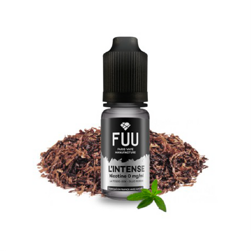 E-liquide Tabac L'intense - The FUU