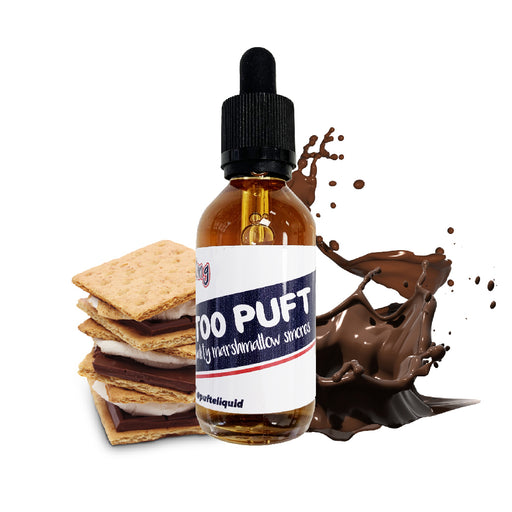 E-liquide USA Too Puft 50ml - Food Fighter Juice