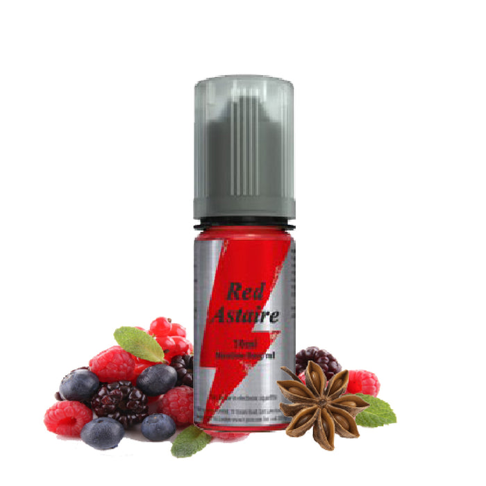 E-liquide Fruit Red Astaire - T-Juice