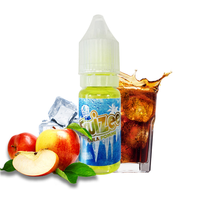 E-liquide Fruizee Cola Pomme Xtra fresh - Eliquid France