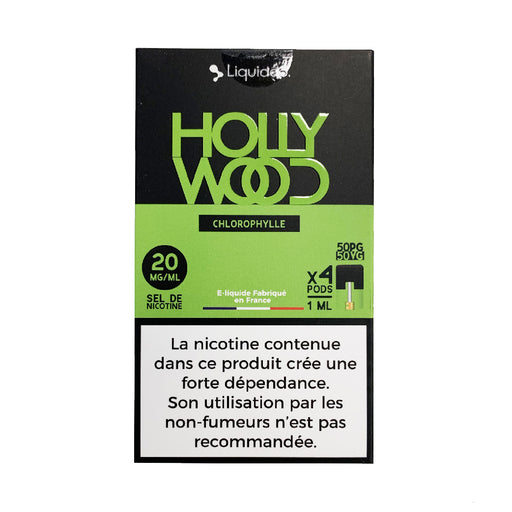 Wpod Hollywood Liquideo - Compatible Juul et Vaze
