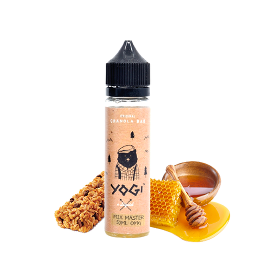 E-liquide USA Gourmand Original Granola Bar 50ml - Yogi