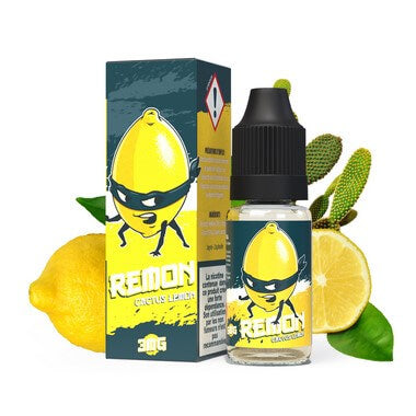 E-liquide Citron Cactus Remon 10ml Kung fruits