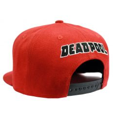 casquette deadpool marvel