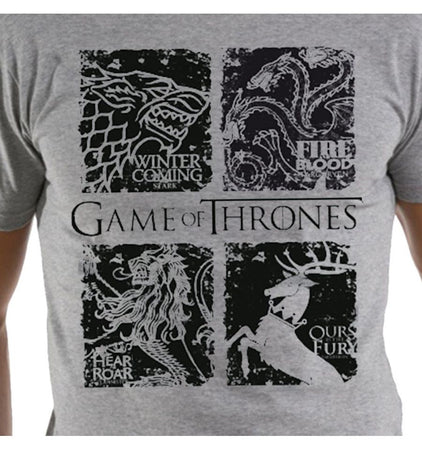tee shirt game of throne officiel pas cher