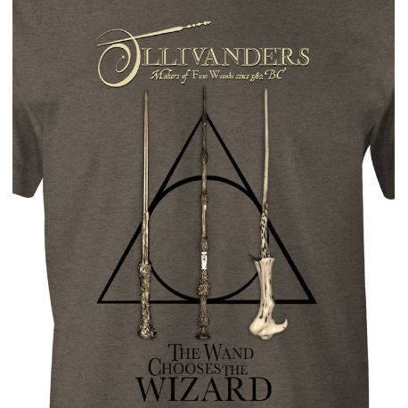 tee shirt harry potter officiel