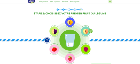 Smoothie maker d'Alpro