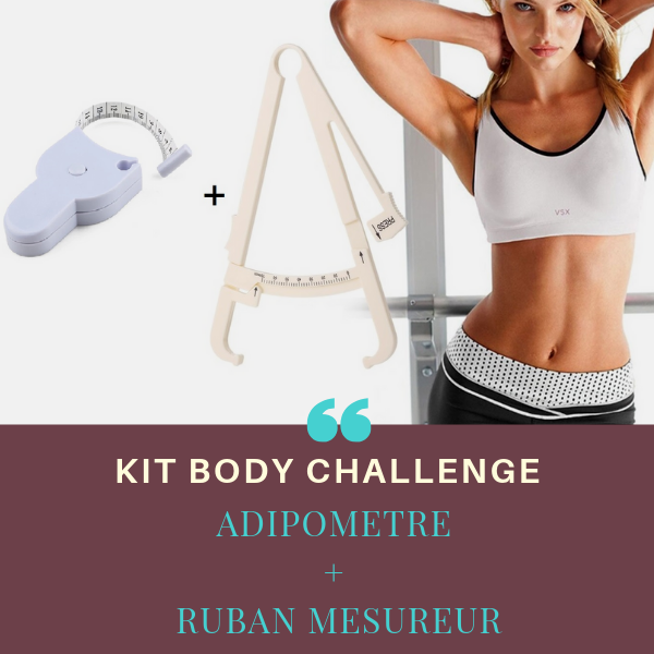 KIT BODY CHALLENGE - Viva Healthy