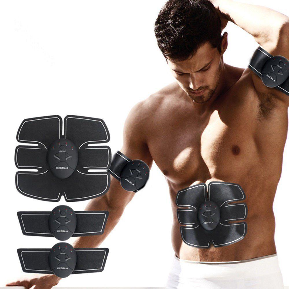 SlimAbs - Electrostimulateur Musculaire/Abdos - Viva Healthy