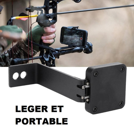 Support smartphone position