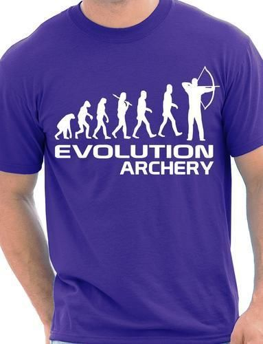 T Shirt Homme Evolution Archery