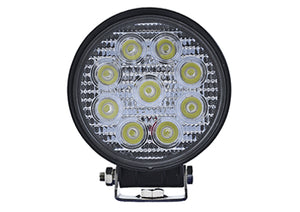 "LED Work Lamp - 4"" Round, 2660 Lumens"